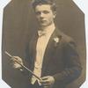 Publicity photograph of magician G. J. Boziwick
