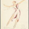 Brahms Quintet: costume design for Martine Van Hamel