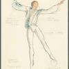 Brahms Quintet: costume design for Terry Orr