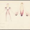 Brahms Quintet: costume design for Van Hamel (2nd movement)