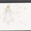 Busker Alley: costume sketches for Gladys (Marcia Lewis), SK#16