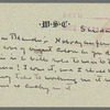 Willa Cather to Blanche Knopf, December 26, 1926