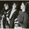 Frances Sternhagen, David Birney and Martha Henry and  in the stage production Playboy of the Western World