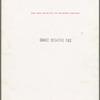 George Balanchine, portraits