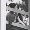 Shakespeare in the Park, women in audience