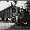 The Mobile Theatre truck