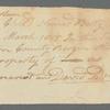 Betty (enslaved) Birth Certificate