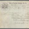 Nathan Johnson Manumitted by Harriett Johnson