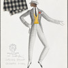 Sophisticated Ladies: costume Design for Gregory Hines in Jubilee Stomp, #1