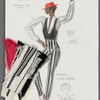 Sophisticated Ladies: costume design for Perdido (Hinton Battle)