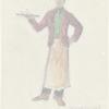 Victor Victoria: costume design for Proprietor (Jean-Claude)