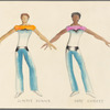 Weewis: costume design for Jimmy Dunne and Gary Chryst