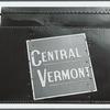Central Vermont Railroad sign