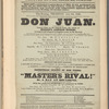 Adelphi Theatre playbills, 1830-1831