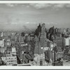View from 501 Madison Avenue, New York, towards West
