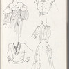 Costume notebook for Grease
