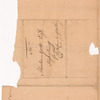 Livingston, Robert, Junr., addressed to Abraham Yetts [Yates] Esq., High Sheriff for the City and County of Albany