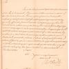 Hardy, Sir Charles, to Abraham Yates Junr. Esqr
