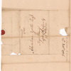 Livingston, Robert, Junr., addressed to Abraham Yettes [Yates] Esqr., High Sheriff of the City and County of Albany