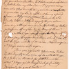 Livingston, Robert, Junr., addressed to Abraham Yetts [Yates] Junr. Esqr., High Sheriff at Albany