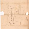 Banyar, [Goldsbrow], addressed to Abraham Yates Junr. Esqr., High Sheriff of Albany