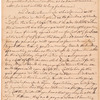Livingston, Robert, Junr., addressed to Abraham Yates Junr. Esqr., Attorney at Law in Albany