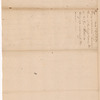 Clinton, George [Governor], to His Excellency, John Hanson Esq., President of Congress