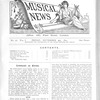Musical news, Vol. 1, no. 27