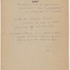 Manoscritto di balletti composti da Giovannino e Il Lanzino e Il Papa: scritto da Cosimo Ticcio