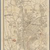 The northwesterly part of the borough of the Bronx from Williamsbridge to the boundary of the city, and parts of Yonkers, Bronxville, Mount Vernon and Eastchester, Map VII A