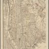 Southern part of the borough of the Bronx, from the Bronx Kills to Kingsbridge, Map VII C