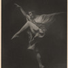 Anna Pavlova, probably in Orfeo