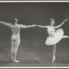 Margot Fonteyn and Attilio Labis in the Grand Pas de Deux from Sleeping Beauty