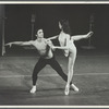 Kay Mazzo and Edward Villella in Jerome Robbins's Afternoon of a Faun