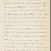 Letter from Frederick Douglass to Rev. R.A. Armstrong written on behalf of Ida B. Wells