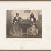 Femme Gallah et sa fille née d'un blanc
