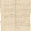 Letter to Katherine Mary Stevens Billings