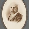 Portrait of head waiter and restaurant manager Hiram S. Thomas