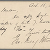 """Postcards to Susan B. Anthony regarding Suffrage Amendment, asked to respond """"yes"""" or """"no"""""""