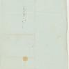 Letter Monday, to Rachela [Rachele Negri?]