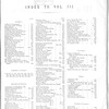 Musical news, Vol. 3, Index, July to December, 1892