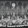 The Grand Canal scene in the stage production Nine