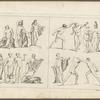 Recüeil de figures antiques, Pl. 4