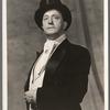 Arthur Sinclair [as John A. Considine) in the stage production Jumbo
