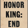 Honor King: End Racism!
