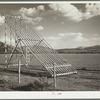 Hay stacker. Teton County, Wyoming.