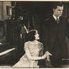 Mary Brian and Neil Hamilton in the motion picture The Street of Forgotten Men