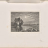 Moonlight on the Androscoggin, N.H. Pl. 17