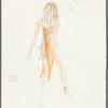 Dancin': Costume sketch for Rene Ceballos (Joint Endeavors), SK #28