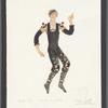 Dancin': Costume sketch for John Mineo, SK #33